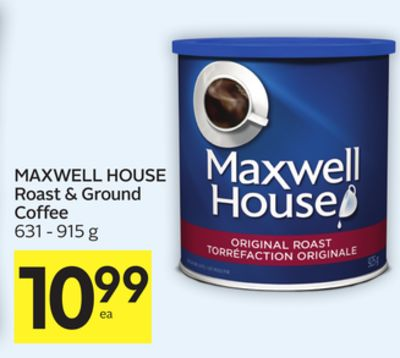 The Maxwell House brand gives Keurig a complete lineup of the most popular coffee brands. Good to the last drop Generic competition notwithstanding, and as important as the McDonald's nexus is to.