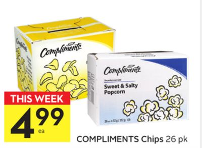 Compliments Chips