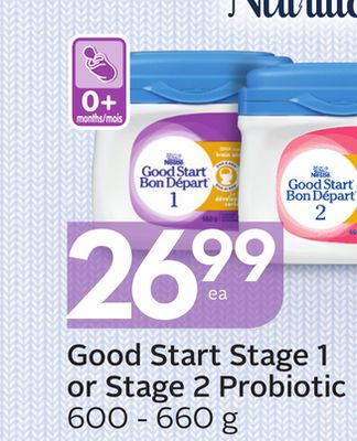 Good Start Stage 1 or Stage 2 Probiotic