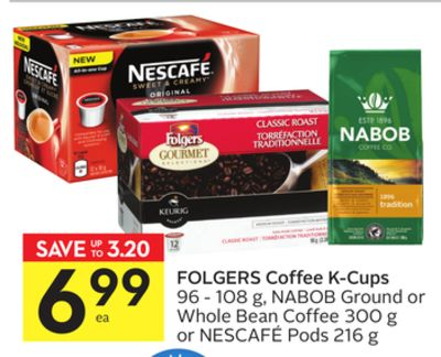 Folgers Coffee K-cups