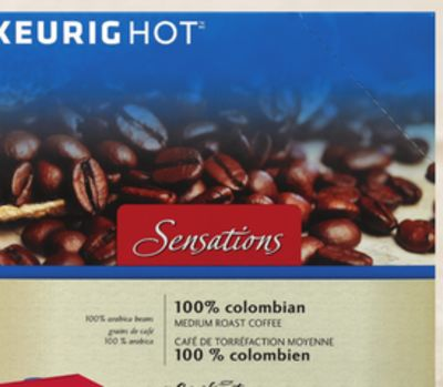 Sensations By Compliments K-cups