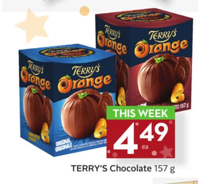 Terry's Chocolate