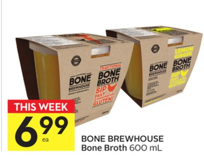 Bone Brewhouse Bone Broth