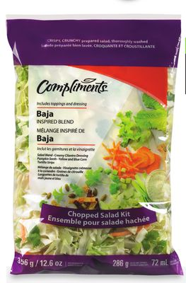 Compliments Chopped Salads