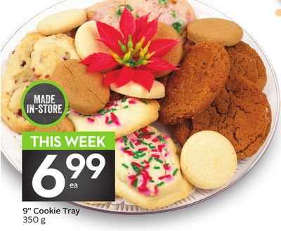 9'' Cookie Tray