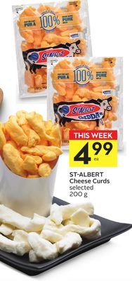 St-albert Cheese Curds
