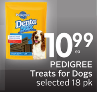 Pedigree Treats For Dogs