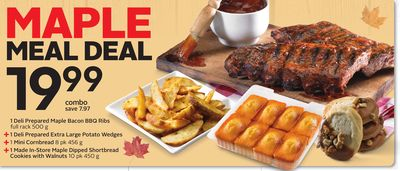 Maple Meal Deal
