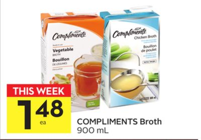 Compliments Broth