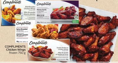 Compliments Chicken Wings