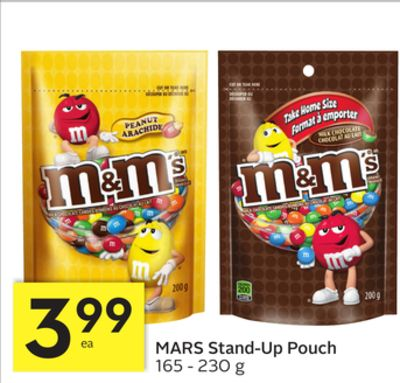 Mars Stand-up Pouch