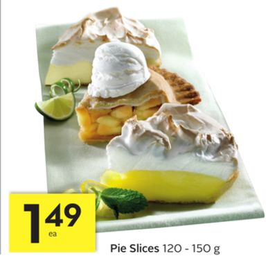 Pie Slices