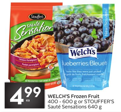 Welch's Frozen Fruit