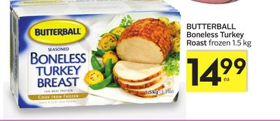 Butterball Boneless Turkey