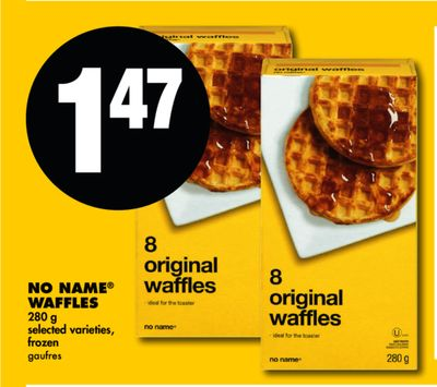 No Name Waffles - 280 g