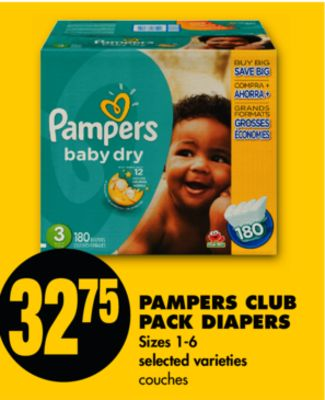 pampers club