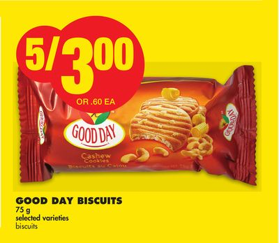 Good Day Biscuits