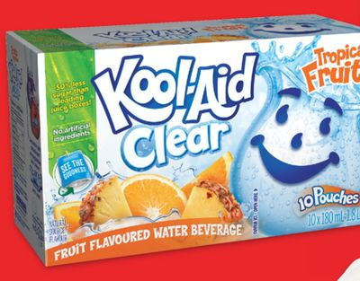 Kool-aid Jammers Clear