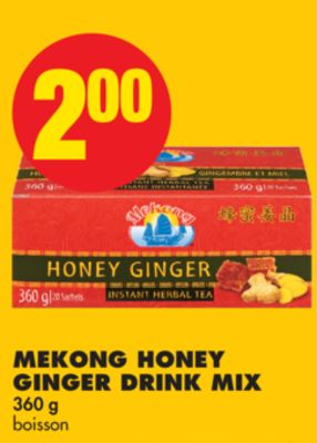 Mekong Honey Ginger Drink Mix