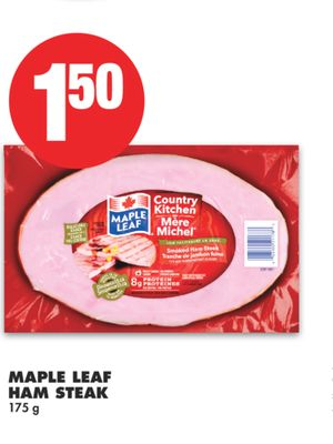 how to cook maple leaf ham
