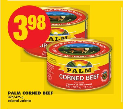 how to cook palm corned beef