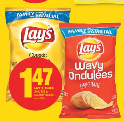 Lay's Chips - 240/255 g