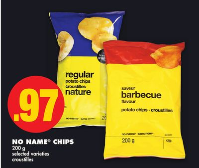 No Name Chips - 200 g