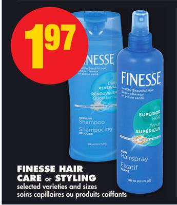 Finesse Hair Care Or Styling