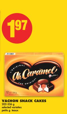 Vachon Snack Cakes - 202-336 g