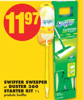 Swiffer Sweeper or Duster - 360 Starter Kit - 1's