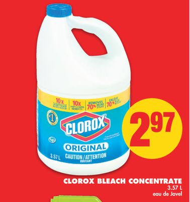 how to make clorox bleach