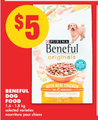 Beneful Dog Food - 1.6 - 1.8 Kg