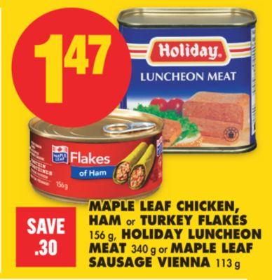 how to prepare holiday luncheon meat