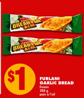 Furlani Garlic Bread - 284 g