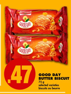 Good Day Butter Biscuit - 75 g