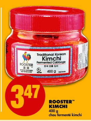 Rooster Kimchi - 400 g