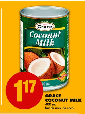 Grace Coconut Milk - 400 mL
