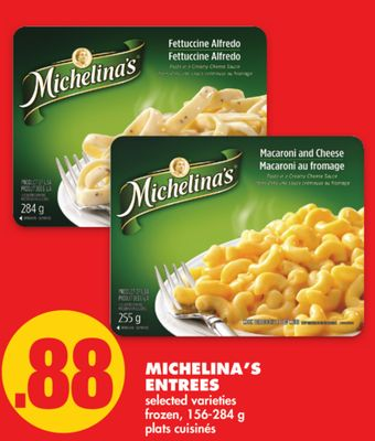 Michelina's Entrees - 156-284 g