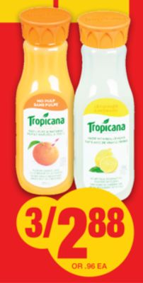 Tropicana Juice - 355 mL