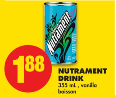 Nutrament Drink - 355 mL