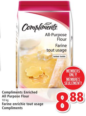 Compliments enriched all purpose on sale for Anrichte flur
