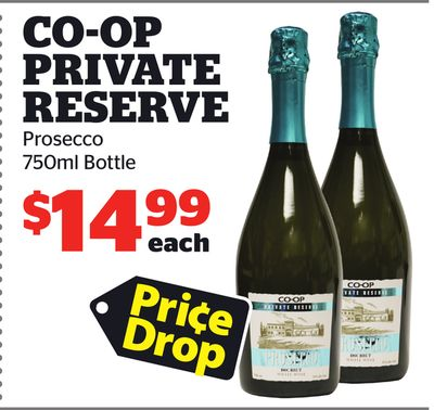 Co Op Alcoholic Drinks