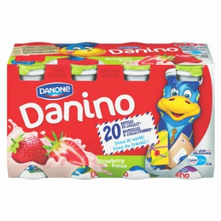 Danone Daninogo Drinkable Yogurt