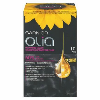 garnier olia clairol age defy or vidal sassoon hair colour - Casting Coloration