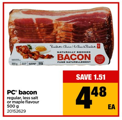 PC Bacon - 500 g