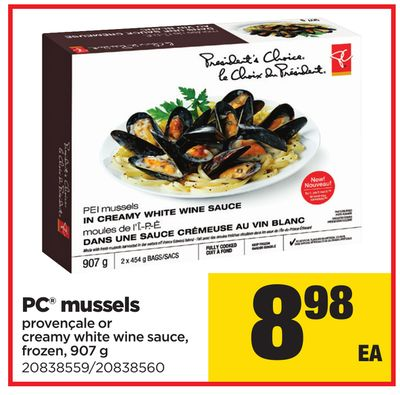 PC Mussels - 907 g