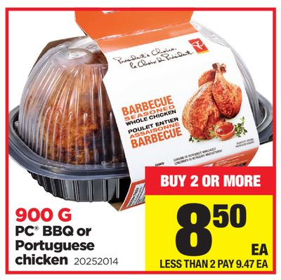 PC Bbq Or Portuguese Chicken - 900 G