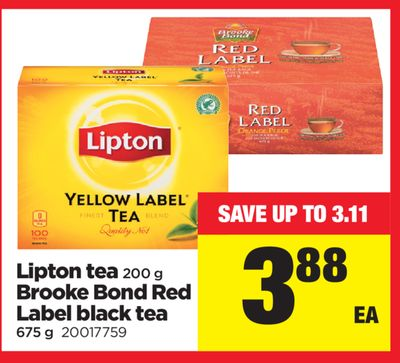 brook bond lipton essay Some of the products in the unilever line in brooke bond, lipton, lux, rexona, sunsilk, blue band & planta, etc swot analysis strengths: the packaging is very attractive unique sizes have been introduced for various segments.