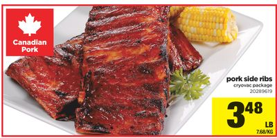 Pork Side Ribs