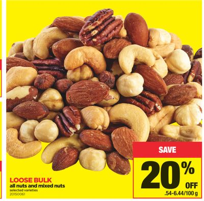 All Nuts And Mixed Nuts